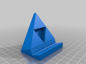 Triforce Smartphone stand