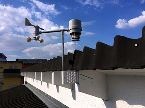 Weather Station Mount