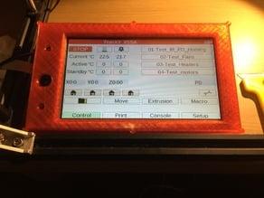 7 inch Display Panel Duet 2 WiFi