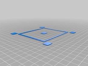 Monoprice Select Mini bed level print