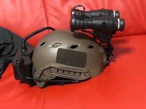 Norotos Rhino Titanium PNV 57E NVG  Converter