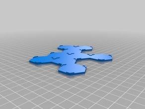 Hexagongrig puzzle