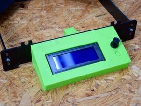 P3steel 2.x - LCD case