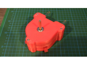 Switchable stage for multistage peristaltic pump (Prototype!)
