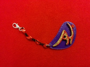 Anahera personal evolution network gift keychain