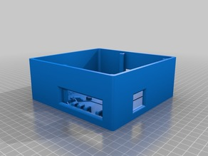 Case for RAMPS + dual MOSFET