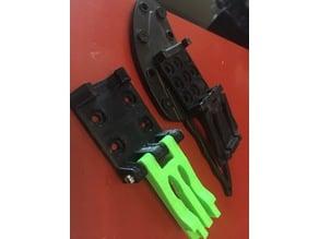 Kydex belt clip
