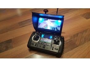 Hubsan X4 H109S Pro FPV Monitorhalterung