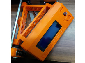 LCD Side Mount for Prusa i3 MK2 or Mendel