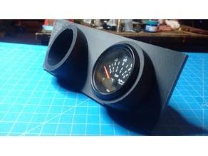 "VDO Dual Gauge Pod/Mount 52mm (2"")"