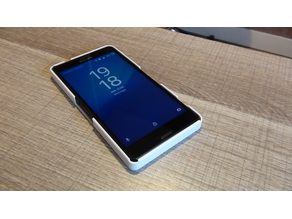 COQUE SONY Z3 COMPACT