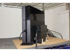 PSVR ProcessorUnit Stand