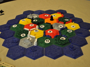 Settlers of Catan (Complete Set)