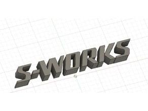 S-WORKS LOGO