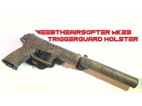 WeebTheAirsofter Mk23 triggerguard holster