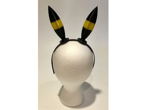 Umbreon Ear and Tail for cosplay