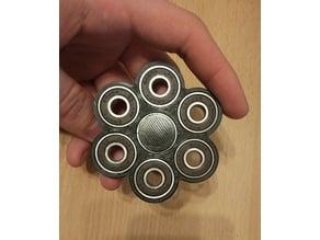 Hexa Fidget Spinner