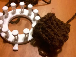 Knit looms set