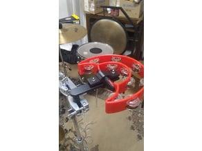Tambourine Clamp , basque