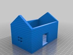 D&D House 5x3