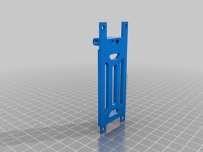 FPV Quad Antenna Holder and Battery Spacer