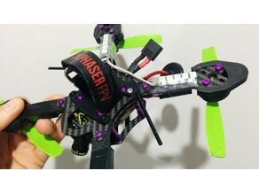 SCX-200 Battery Pad & Antenna Holder