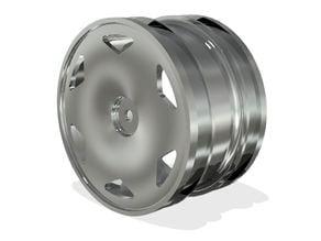Tamiya Neo Fighter wheels