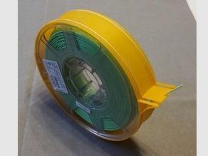 Spool Holder/Guard/Belt - adaptable width (170x170mm printable)