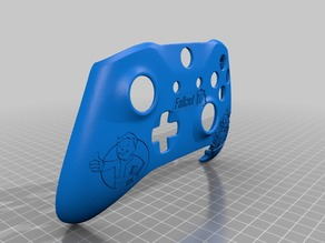 Xbox One S Custom Controller Shell: Fallout 76 Edition