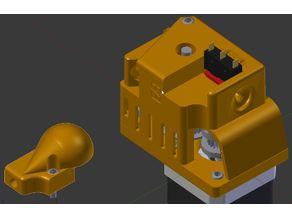 Extrudeur Déporté 2x + Micro Switch
