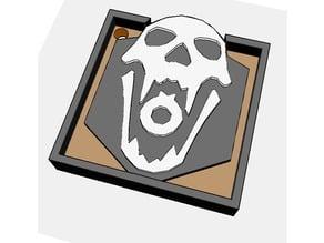 Blackbeard - Keychain (Rainbow Six Siege)