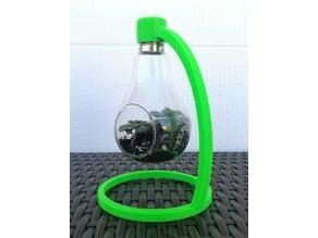 Light bulb Vase Stand