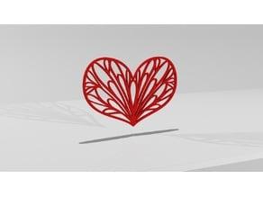 Valentine Gift - Heart Leafes