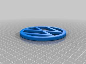VW Volkswagen Emblem
