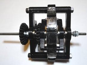 Ekobots - Perpetual motion motor