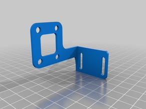 Aus3D IR Z-Probe v1.4 Mount for Stock Anet A8
