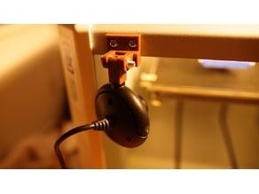 Trust SpotLight Webcam mount for German Reprap NEO