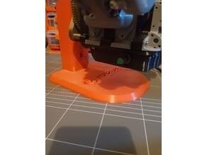 3D Printed Rotating 13B REW Engine Display Stand
