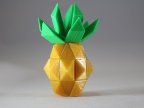 Polyhedron Pineapple