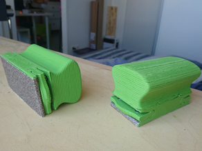 Sand Paper Handler