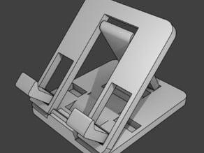 Flat-fold Flippin' Phone Stand