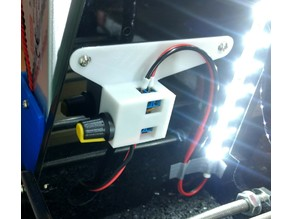 LED Dimmer Control Box for LED Stripe