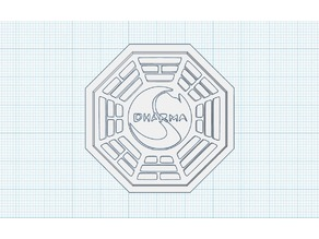 Dharma Swan logo