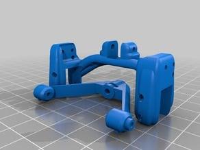 wpl HD axle truss with upper 3 link