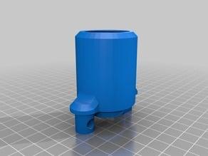 Tippmann A5 (Classic) Milspec tube adapter