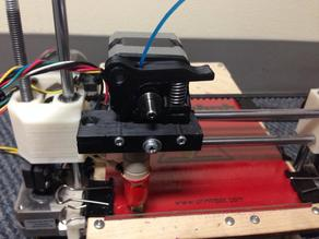 Makerbot MK8 adapter for Printrbot