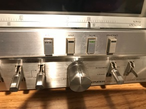 Pioneer sx 3700 3800 3900 Function Switch