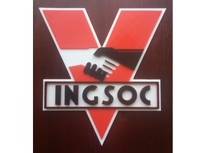 1984 Ingsoc logo