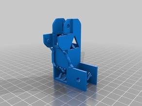 X Z attach for Plughi RepRap 3D printer