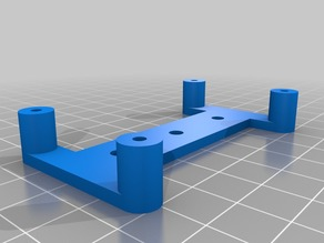 PCB Mounting Bracket/Stand Off - Drok 5A Buck